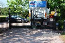 Automatisering poorten 13 Rijpma Siersmederij