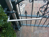 Automatisering poorten 30 Rijpma Siersmederij