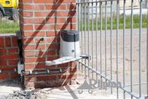 Automatisering poorten 03 Rijpma Siersmederij