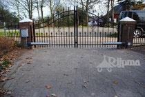 Automatisering poorten 12 Rijpma Siersmederij