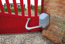 Automatisering poorten NICE HOP 02 Rijpma Siersmederij