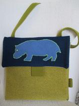 d. tas met nijlpaard verkocht