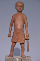 Kinderseele III, Birne, Figurenhöhe: 25 cm