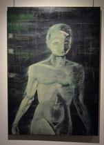 Akt, Öl auf Leinwand, 70x50 cm