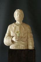 Heiliger Josef, Linde, 42 cm