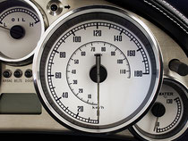 NC用ELゲージTYPE-002 (180km/h仕様車対応・ホワイト)