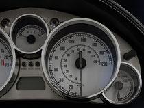 NC用ELゲージTYPE-002 (200km/h仕様車対応・ホワイト)