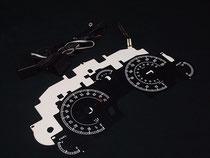 NC用ELゲージTYPE-002 (200km/h仕様車対応・ブラック)