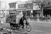 Lastentaxi, Peking 1988