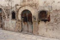 Verlassen (Mahdia, Tunesien)
