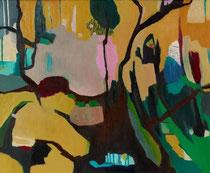 Neues Leben - Öl auf Leinwand - 50 x 61 cm