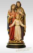 Heilige Famile – Maria, Josef und Jesus als Jugendlicher