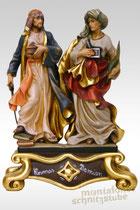 Heiliger Kosmas und Heiliger Damian