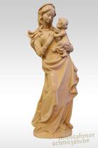 Mutter Gottes mit Jesus, natur