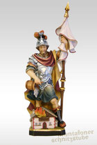 Heiliger Florian, gefasst