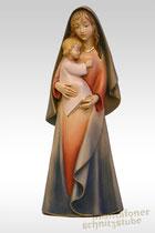 Mutter Maria mit Jesuskind modern
