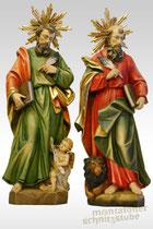 Evangelisten Matthäus und Markus