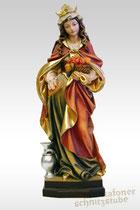 Heilige Elisabeth, gefasst
