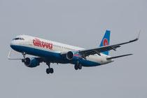 FRA 27.09.2014; D-ASTD Germania Airbus 321-211; special-cs.
