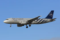 FRA 17.2.2014; HZ-ASF; Saudi Arabian Airlines Airbus 320-214