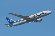 FRA 27.09.2014; JA814A All Nippon Airlines Boeing 787-8