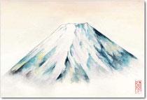 2003年1月 富士山
