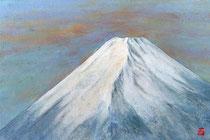 2014年1月 富士山
