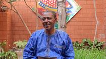 "Brahim SAKHO, coordinator of ""Grappe TICAA"""
