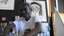 Moussa Sambalaye DIOP, artist,Dakar