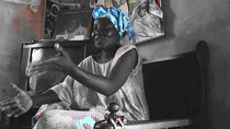 Khady FALL ''Sela'' ,  representative of the women fish mongers of CNPS (National Collectiveof Artisanal Fishermen of Senegal), HANN