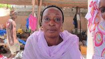 Yacine NDAW ''DIAL'' lavora nella trasformazione e commercializzazione di pesce, HANN