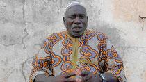 Massene NDIAYE, pescatore, presidente del comitato locale del CNPS (Collettivo Nazionale dei pescatori artigianali di Senegal), GUET NDAR (St. Louis)