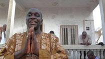 Daouda MBENGHE ''NDIR'', cantante e artista, YOFF