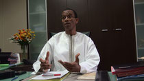 Alioune NDOYE, sindaco di Dakar Plateau