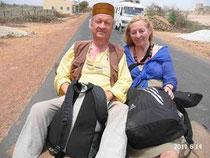 Stefan Karkow & Carla Zickfeld à Kayar