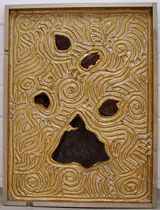 """METALLICON DECUS """"Berg"""" . 60 x 80 cm"""