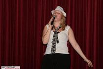 Gesangseinlagen von Lisa Maria Fischer