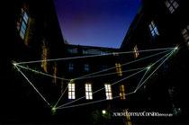 Luci d'Artista - Torino 2011      Cristallizzazione sospesa  -  Carlo Bernardini
