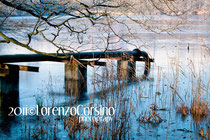 Winter - St. Michael's lake