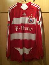 Deutsche Sporthilfe Bundesliga home Spielertrikot von Bastian Schweinsteiger