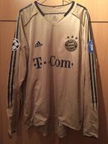 05/06 Champions League away Spielertrikot von Roy Makaay vorne