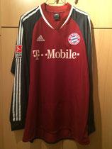 02/03 Bundesliga home Spielertrikot von Pablo Thiam vorne