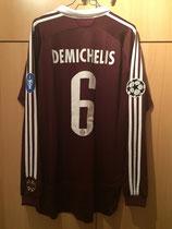 06/07 Champions League Spielertrikot von Martin Demichelis hinten