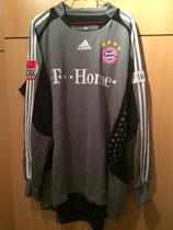 08/09 Bundesliga Spielertrikot von Michael Rensing vorne