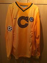1999/2000 Champions League Away Spielertrikot von Sebastian Deisler vorne