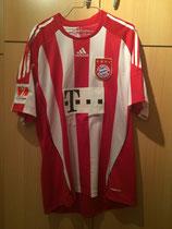 10/11 DFL Supercup Spielertrikot von Edson Braafheid vorne
