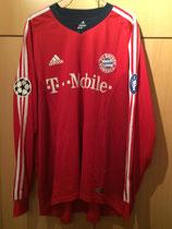 02/03 Champions League Spielertrikot von Markus Feulner vorne