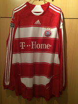 07/08 Bundesliga home Spielertrikot von Hamit Altıntop vorne