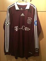 06/07 Champions League Spielertrikot von Martin Demichelis vorne