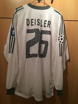 02/03 Champions League away Spielertrikot von Sebastian Deisler hinten